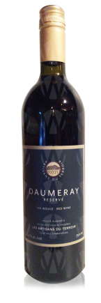Vignoble Artisans du Terroir Daumeray Reserve