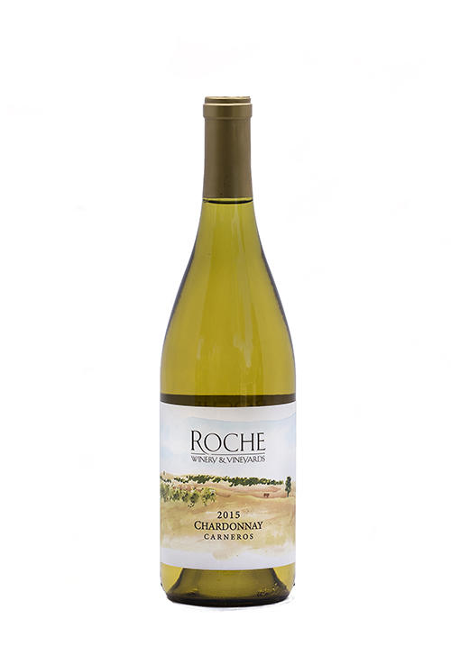 Roche Winery and Vineyards Chardonnay Carneros Bottle Preview