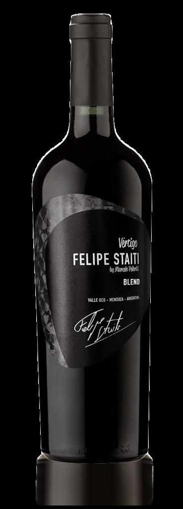 Felipe Staiti Wines Vertigo Bottle Preview