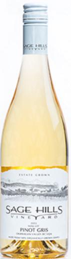 Sage Hills Vineyard Pinot Gris
