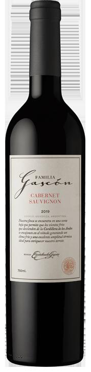 Escorihuela Gascón FAMILIA GASCÓN - CABERNET SAUVIGNON Bottle Preview