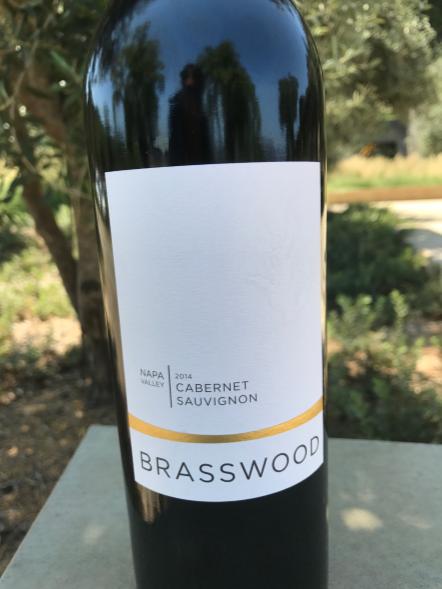 Brasswood Estate Cabernet Sauvignon Bottle Preview
