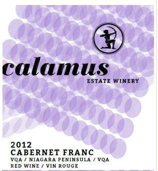 Calamus Estate Winery Cabernet Franc