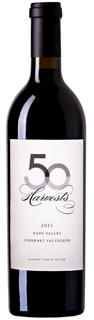 Steele Canyon Cellars 50 Harvests Meritage Bottle Preview