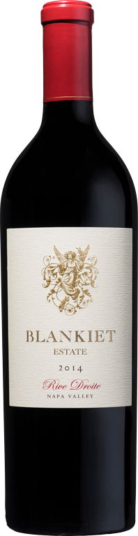 Blankiet Estate - Paradise Hills Vineyard BLANKIET ESTATE RIVE DROITE, PARADISE HILLS VINEYARD Bottle Preview
