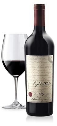 Coup De Foudre Winery Cabernet Sauvignon Bottle Preview