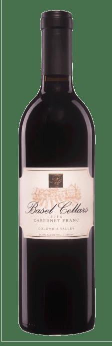 Basel Cellars Estate Winery Cabernet Franc Bottle Preview