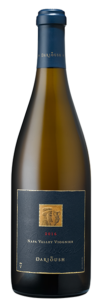 Darioush Winery SIGNATURE VIOGNIER, NAPA VALLEY Bottle Preview
