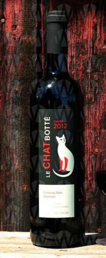 Vignoble Le Chat Botté Frontenac - Sabrevois Cuvée