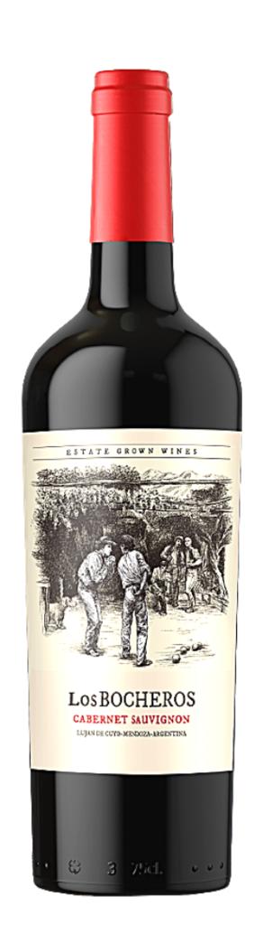 Lamadrid Estate Wines Los Bocheros - Cabernet Sauvignon Bottle Preview