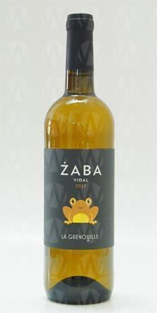 Vignoble La Grenouille Żaba