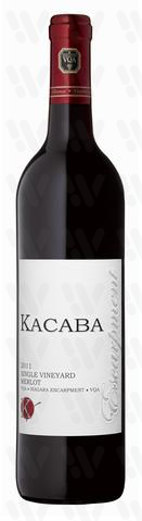 Kacaba Vineyards and Winery Merlot, Single Vineyard