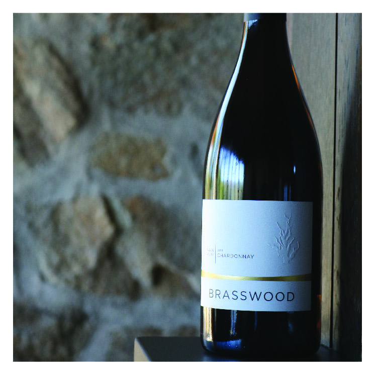 Brasswood Napa Valley Chardonnay Bottle Preview