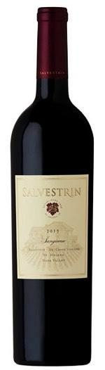 Salvestrin Sangiovese Bottle Preview
