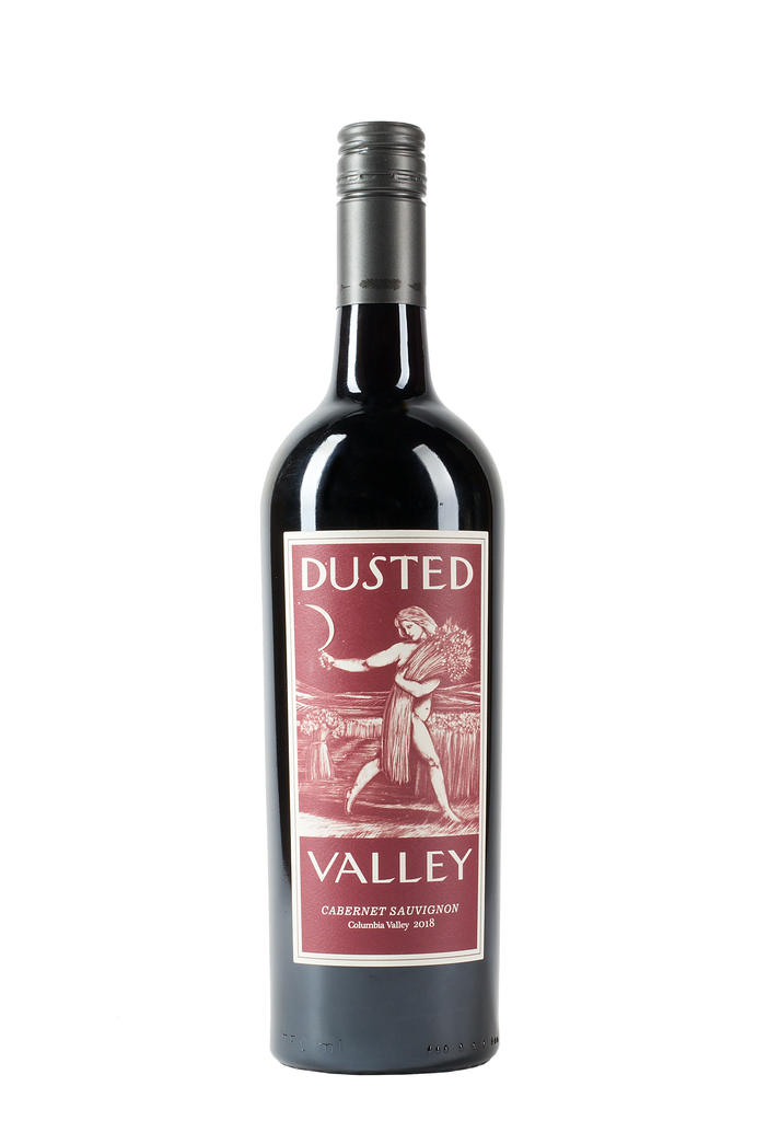 Dusted Valley Cabernet Sauvignon Bottle Preview
