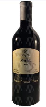 Central Valley Winery Merlot Italian Edition