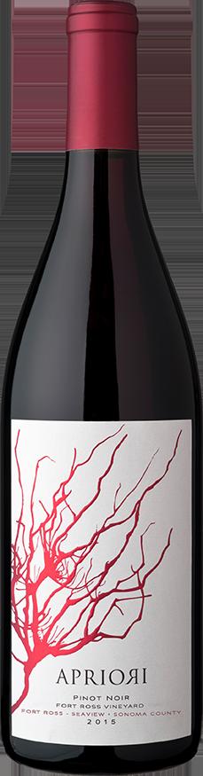 Apriori Cellar Apriori Pinot Noir - Fort Ross Vineyard - Fort Ross Seaview - Sonoma County Bottle Preview