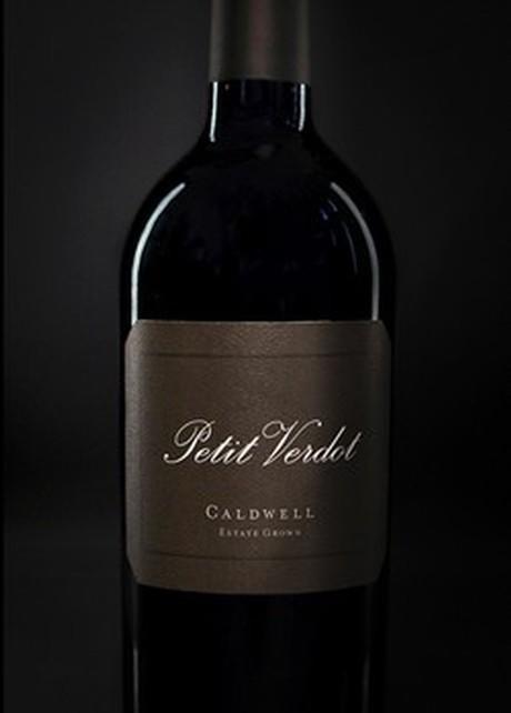 Caldwell Vineyard Petit Verdot Bottle Preview