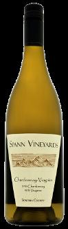 Spann Vineyards Yin-Yang, Chardonnay-Viognier, North Coast Bottle Preview