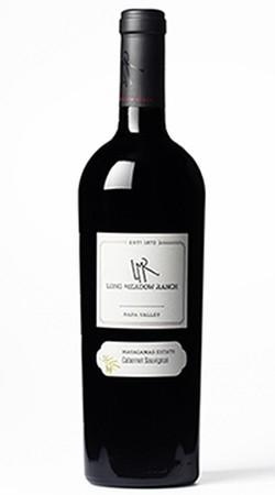 Long Meadow Ranch Winery Cabernet Franc Mayacamas Estate Bottle Preview