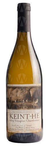 Keint-he Winery & Vineyards Voyageur Chardonnay