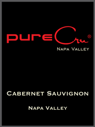 pureCru Wines Cabernet Sauvignon Bottle Preview