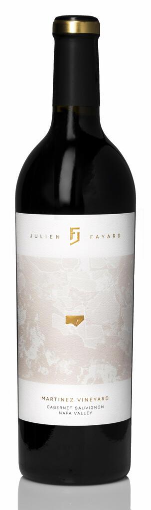 Fayard Wines Julien Fayard 2017 Martinez Cabernet Sauvignon Bottle Preview
