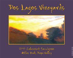 Dos Lagos Vineyards Logo