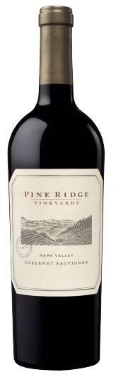 Pine Ridge Vineyards Napa Valley Cabernet Sauvignon Bottle Preview