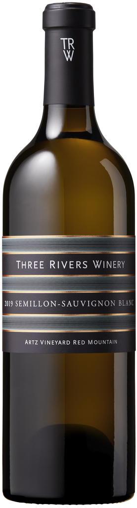 Three Rivers Winery Semillon - Sauvignon Blanc Bottle Preview