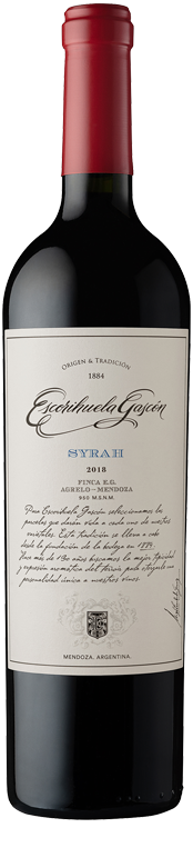 Escorihuela Gascón ESCORIHUELA GASCÓN - SYRAH Bottle Preview