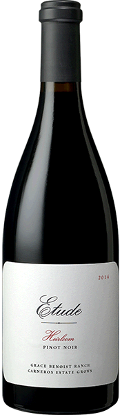 Etude Heirloom Pinot Noir Carneros Bottle Preview