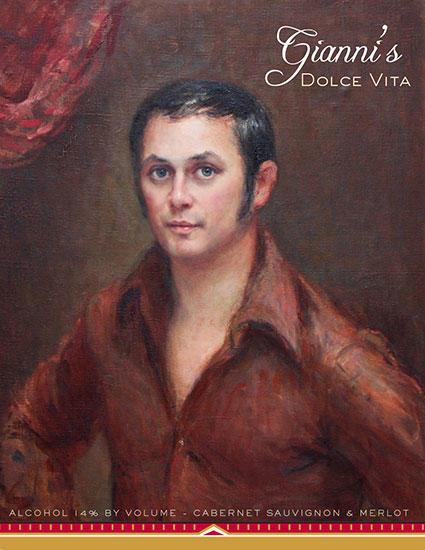 Paoletti Estates Winery Gianni's Dolce Vita Bottle Preview