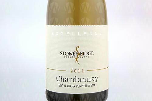 Stoney Ridge Estate Winery Excellence Chardonnay