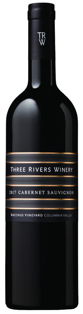 Three Rivers Winery Bacchus Vineyard Cabernet Sauvignon Bottle Preview