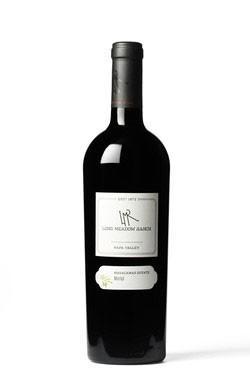 Long Meadow Ranch Winery Merlot Mayacamas Estate Bottle Preview