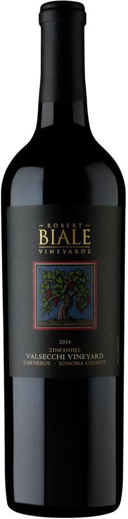 Robert Biale Vineyards Valsecchi Vineyard Zinfandel Bottle Preview