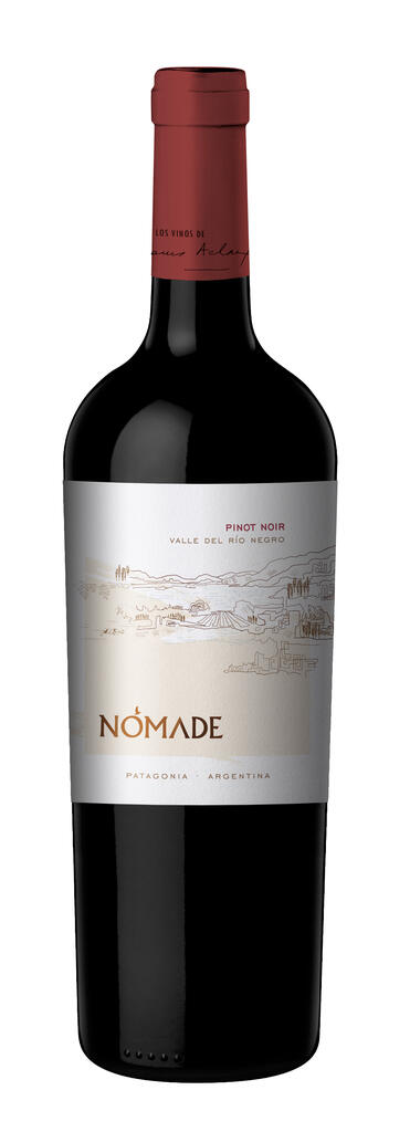 Nomade Wines & Vineyards Nomade Pinot Noir Bottle Preview