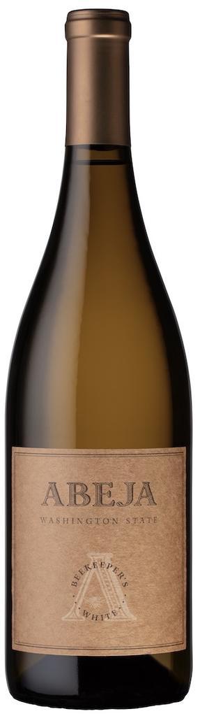 Beekeeper's White Bottle