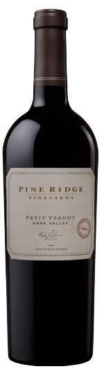 Pine Ridge Vineyards Petit Verdot Bottle Preview
