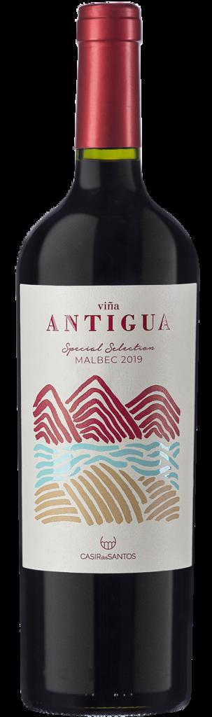 Casir dos Santos Viña Antigua Malbec Bottle Preview