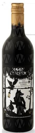 Moon Curser Vineyards and Winery Border Vines