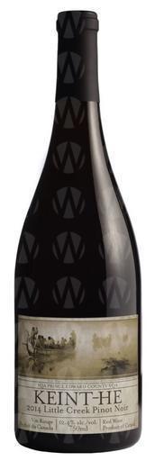 Keint-he Winery & Vineyards Little Creek Pinot Noir