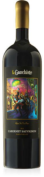 Coup De Foudre Winery LE GAUCHISTE Bottle Preview
