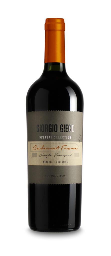 Bodega Gieco Giorgio Gieco Cabernet Franc Special Selection Bottle Preview