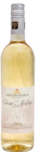 Mastronardi Estate Winery Casa Nostra Series Vidal