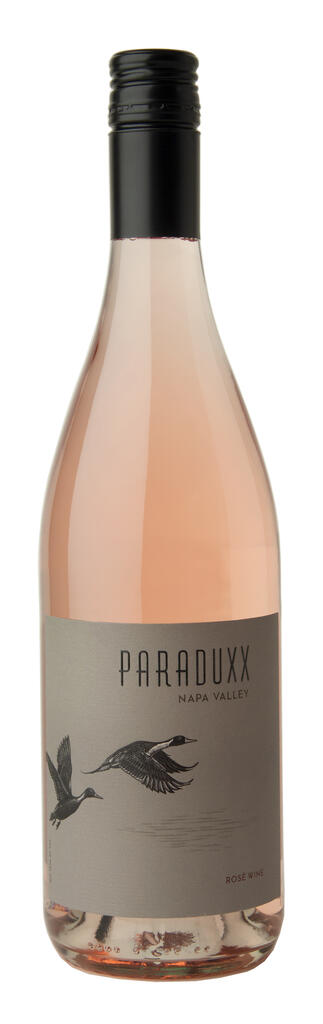 Paraduxx Napa Valley Rosé Bottle Preview