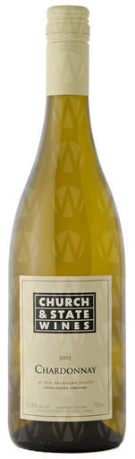 Church & State Wines (Brentwood Bay) Gravelbourg Chardonnay