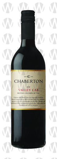 Chaberton Estate Winery Valley Cab
