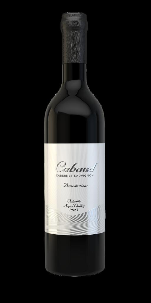 Cabaud Wines Benedictions Cabernet Sauvignon Bottle Preview